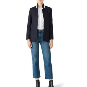 Zadig & Voltaire Jacket Volly Bi Blazer Stripe 40